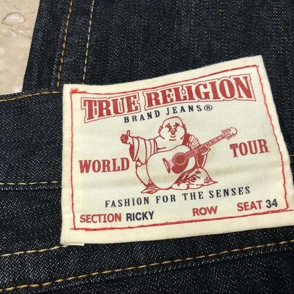 8f9154463 True Religion Jeans Size 42 34 Excellent condition.  M 5b32ea1c12cd4a5f7b92c54e